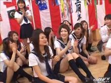 ロリータパイパン娘たちの大運動会 中だし21連発 女子高生