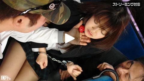 平成生まれの女子校正がバスの中で集団レイプ!制服着たまま犯される◎